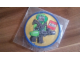 Gear No: patch29  Name: Patch, Sew-On Cloth Round, Minifig Insectoid