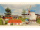 Gear No: pc1331  Name: Postcard - Legoland Parks, Legoland Billund - Miniland, The Dybb­øll windmill
