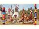 Gear No: pc1342  Name: Postcard - Legoland Parks, Legoland Billund - Legoredo, The Red Indian Village