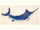 Gear No: pc17871E  Name: Postcard - The ART of LEGO - Marlin