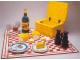 Gear No: pc17878E  Name: Postcard - The ART of LEGO - Picnic Hamper