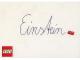 Gear No: pc50jahre  Name: Postcard - Einstein