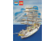 Gear No: pc89lws2  Name: Postcard - Lego World Show, Ships and the Sea - The Denmark