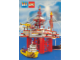 Gear No: pc89lws4  Name: Postcard - Lego World Show, Ships and the Sea - The Drilling Rigs