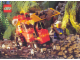 Gear No: pc90bc3  Name: Postcard - Town Set 1876 Postcard (Exclusive for Lego Builders Club)
