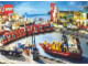 Gear No: pc91bc1  Name: Postcard - Town Various Sets (Exclusive for Lego Builders Club) - 1991