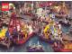 Gear No: pc91town  Name: Postcard - Town Various Sets - Harbor (Harbour) Scene