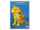 Gear No: pc92bcc  Name: Postcard - Guessing Competition - Tiger Model (exclusive for Lego Builders Club)
