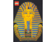 Gear No: pc92phar2  Name: Postcard - Pharaoh's Mask (922826)