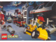 Gear No: pc93town  Name: Postcard - Town Various Sets - Car Chase Scene