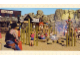 Gear No: pcLB090  Name: Postcard - Legoland Parks, Legoland Billund - Legoredo with Mount Rushmore Model 2
