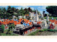 Gear No: pcLB096  Name: Postcard - Legoland Parks, Legoland Billund - Miniland, English Town 1