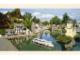 Gear No: pcLB134  Name: Postcard - Legoland Parks, Legoland Billund - Miniland, The Rhine 2