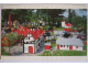 Gear No: pcLB135  Name: Postcard - Legoland Parks, Legoland Billund - Miniland, Littletown 2