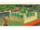 Gear No: pcLB147  Name: Postcard - Legoland Parks, Legoland Billund - Miniland, Kronborg Castle