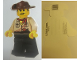 Gear No: pcLB216  Name: Postcard - Legoland Parks, Legoland Billund - Johnny Thunder (DK047)