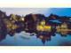 Gear No: pcLS6  Name: Postcard - Legoland Parks, Legoland Sierksdorf - Miniland, Rheinlandschaft bei Nacht