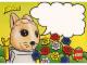 Gear No: pcfab3  Name: Postcard - Fabuland Bunny