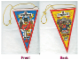 Gear No: pennant1  Name: Flag, Pennant with Legoland / Legoland Legoredo Images (Legoland Billund)