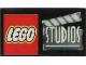 Gear No: pin011  Name: Pin, Lego Studios