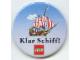 Gear No: pin014  Name: Pin, Klar Schiff! (pirate ship)