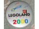 Gear No: pin020  Name: Pin, Legoland Windsor - 2000