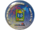 Gear No: pin026  Name: Pin, Legoland California Lego Club 20th Birthday Weekend Celebration