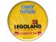 Gear No: pin049  Name: Pin, Legoland California Happy Birthday 10 Years of Fun