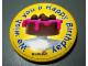 Gear No: pin051  Name: Pin, We wish you a Happy Birthday (Legoland Windsor)