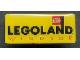Gear No: pin081  Name: Pin, Legoland Windsor
