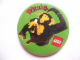 Gear No: pin098  Name: Pin, Animal Series - Witzig. and Monkey with Banana