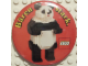 Gear No: pin102  Name: Pin, Animal Series - Bärenstark. and Panda Bear