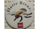 Gear No: pin104  Name: Pin, Animal Series - Flotte Biene. and Bee