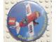 Gear No: pin108  Name: Pin, Bloß nicht durchdrehen! and Aerial Acrobat