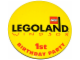 Gear No: pin118  Name: Pin, Legoland Windsor 1st Birthday Party