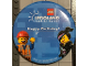 Gear No: pin172  Name: Pin, Legoland Florida Resort Happy Birthday!