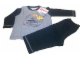Gear No: pj004  Name: Pajamas, Duplo Construction Gray
