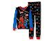 Gear No: pj007  Name: Pajamas, Ninjago Ninja Mode Glow in the Dark, Youth