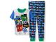 Gear No: pj011  Name: Pajamas, Ninjago Epic Battles, Youth
