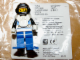 Gear No: pocketaqua  Name: Pin, Aquazone Minifigure, Pocket Clip