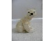 Gear No: polbear2  Name: Polar Bear, Sitting (Glued)