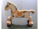 Gear No: pullhorse  Name: Wooden Pull-Along Horse
