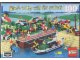 Gear No: puz001  Name: Rose Art 100 Pieces, What's wrong with this picture Harbor Scene Puzzle
