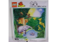 Gear No: puz012  Name: Rose Art 20 Pieces, DUPLO Jungle Animals Puzzle