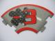 Gear No: racegametracks1  Name: Racers Game Track Piece Special Oil Spill (Pictogram)
