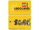 Gear No: roomkey02  Name: Room Key, Legoland Florida Resort