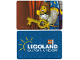 Gear No: roomkey03  Name: Room Key, Legoland California Castle Hotel