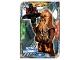 Gear No: sw1de014  Name: Star Wars Trading Card Game (German) Series 1 - # 14 Mutiger Chewbacca Card