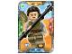 Gear No: sw1de028  Name: Star Wars Trading Card Game (German) Series 1 - # 28 Rey Card