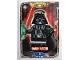 Gear No: sw1de074  Name: Star Wars Trading Card Game (German) Series 1 - # 74 Darth Vader Card